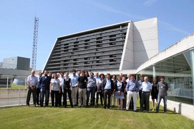 Reunión en CENER de lanzamiento del proyecto CAPTure (Competitive SolAr Power Towers)