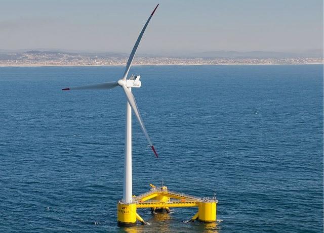 'Joint venture' para la eólica más grande en Europa