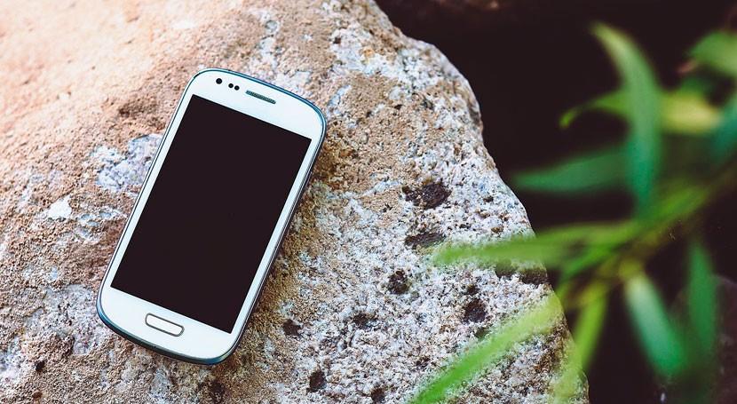 El teléfono es 'demoledor' para el medio ambiente