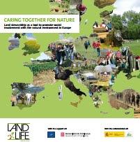 El manual 'Conservar la naturaleza entre todos' esta disponible online (Proyecto LandLife)