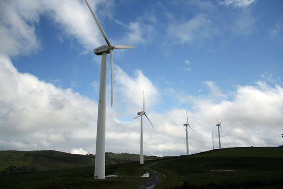 Un software analiza las interferencias de los parques eólicos en las comunicaciones
