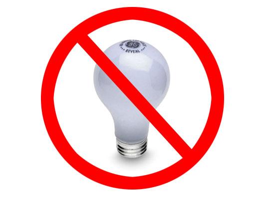 1 de septiembre 'punto y final' a las bombillas incandescentes
