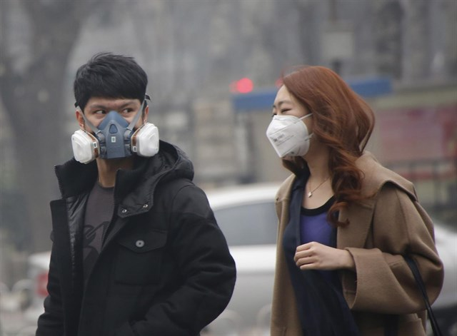 Pekín registra el nivel más bajo de contaminación de los últimos cuatro años