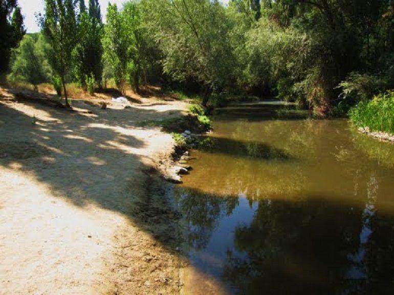 Ecologistas en Acción asegura que el río Cega ha perdido el 40% de su caudal en los últimos 20 años