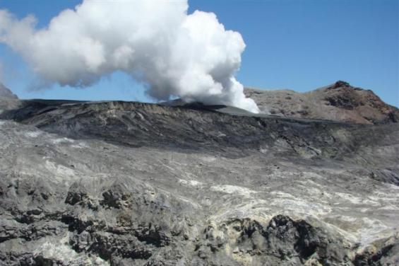 Argentina. Alerta amarilla por la actividad del volcán Peteroa en Mendoza