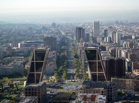 Ecologistas denuncia que la contaminación en Madrid