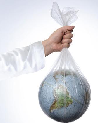 En el Día Internacional sin bolsas de plástico