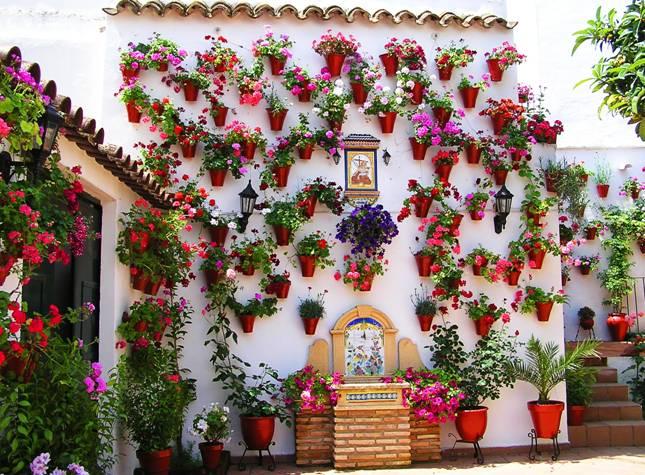 Los patios mediterráneos enseñan ecoeficiencia a los arquitectos