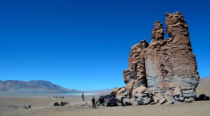 ¿Hay vida microbiana en el desierto de Atacama?