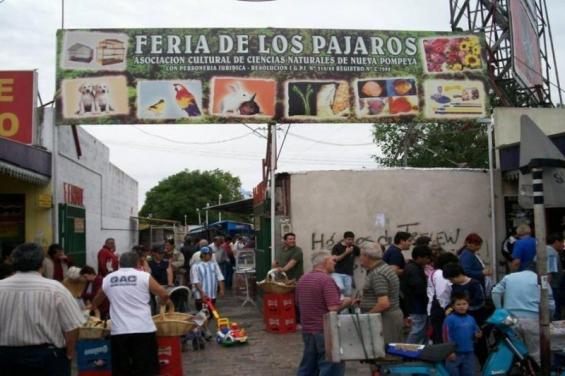 Argentina. Más de 200 personas realizaron un mural contra el tráfico de fauna en Pompeya