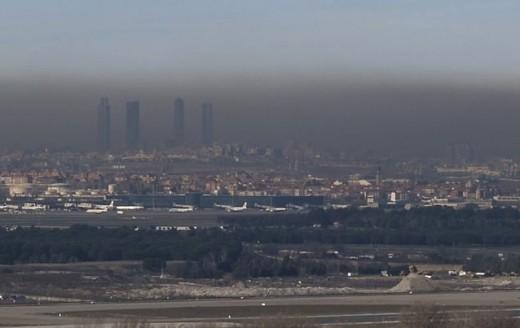 La nueva normativa para reducir la contaminación en Madrid se cobra las primeras multas