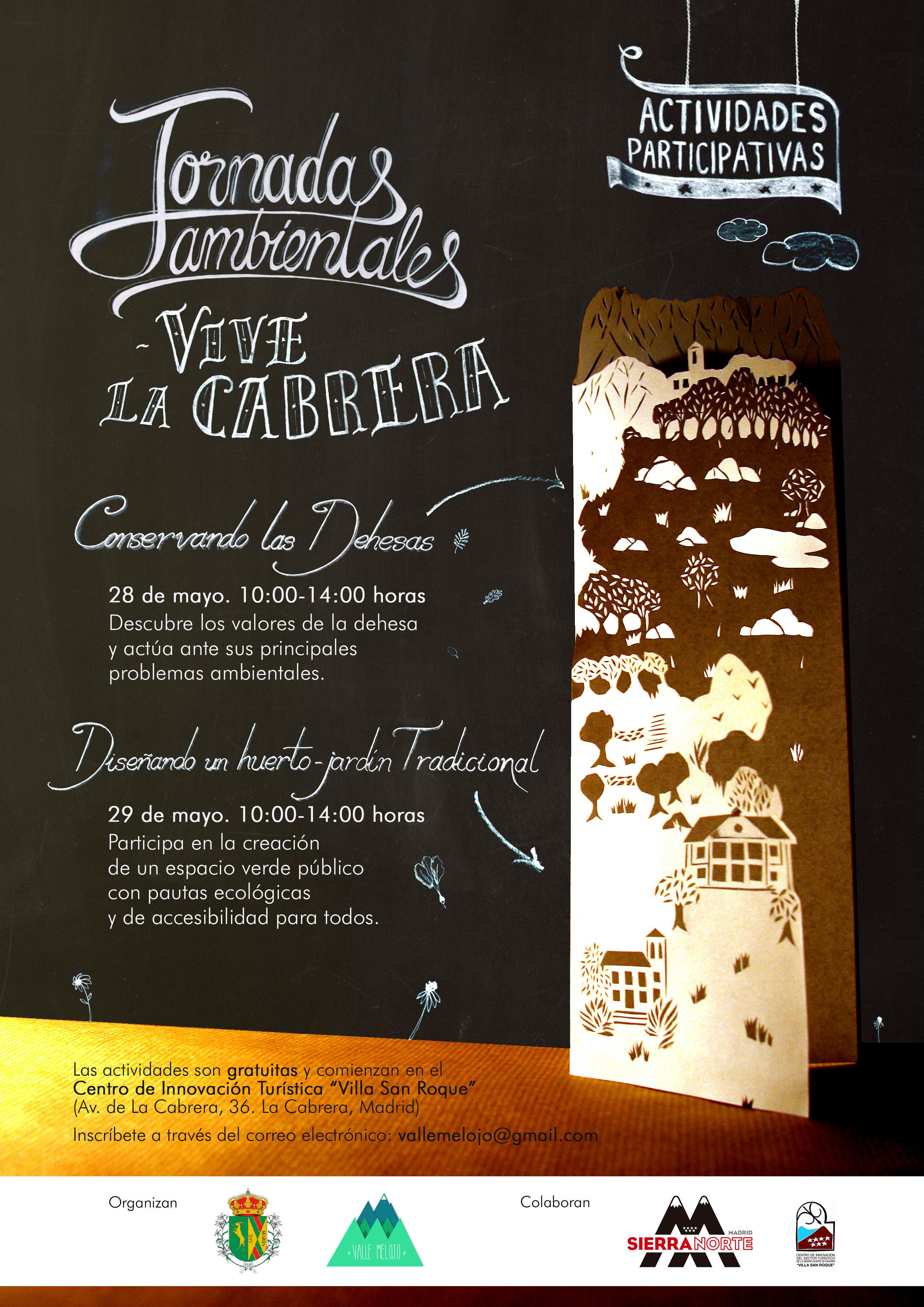 Jornadas Ambientales Vive La Cabrera