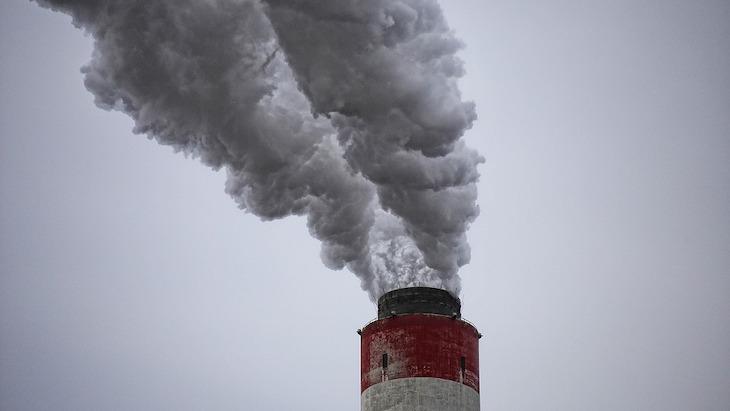 Niveles de contaminación OMS: ayer seguros, hoy muy graves