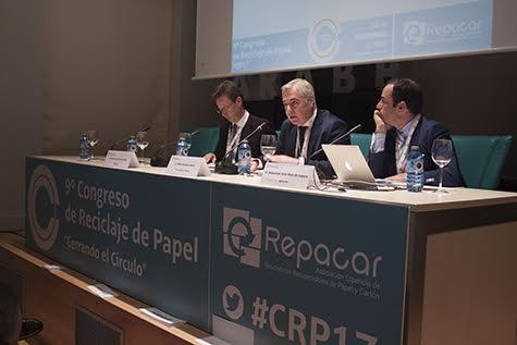 9º Congreso de Reciclaje de Papel, organizado por REPACAR