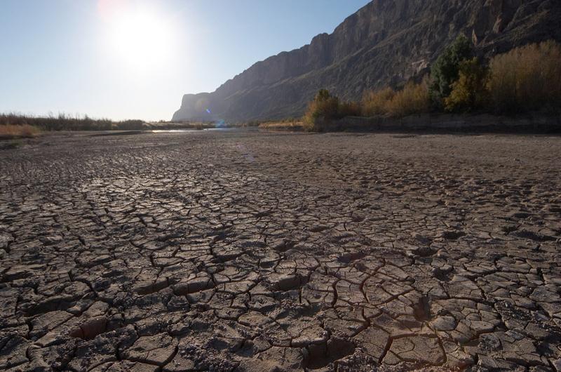 El sur de España se seca sin remedio, África y Asia también