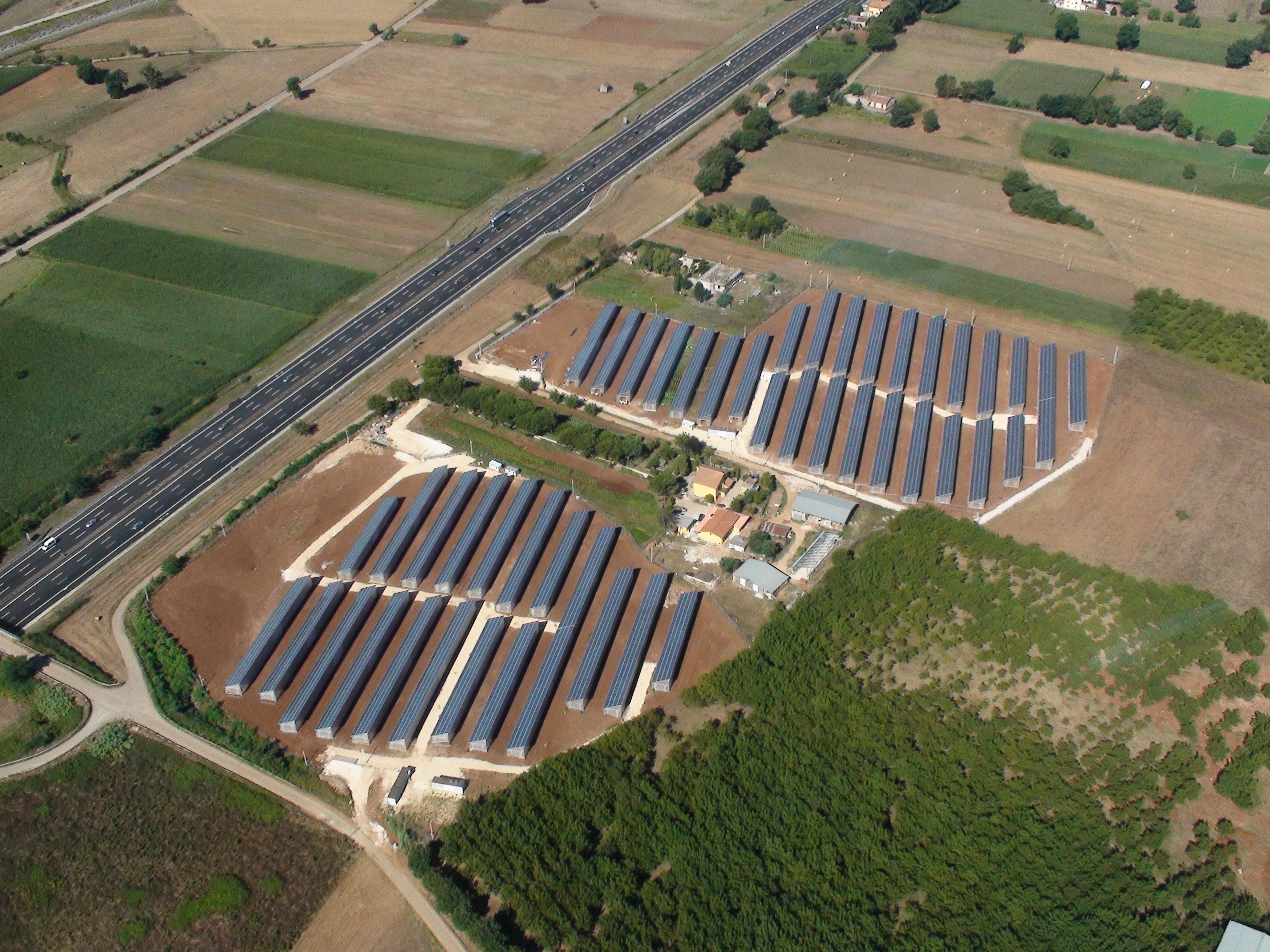 Eurener instala 10 MW en Italia, proyecta otros 15 MW y participa en la feria Zeroemission de Roma