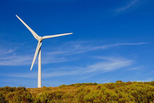 Nueva sociedad de energías renovables