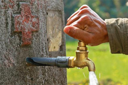 Los sistemas de agua autoconstruibles llegan a España