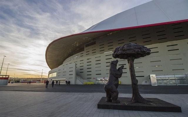 La EMT gestionará el aparcamiento disuasorio de Wanda Metropolitano