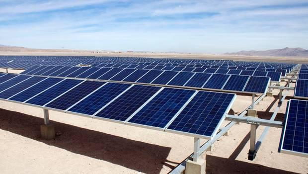 Argentina: Macri recorrió un parque solar en La Rioja