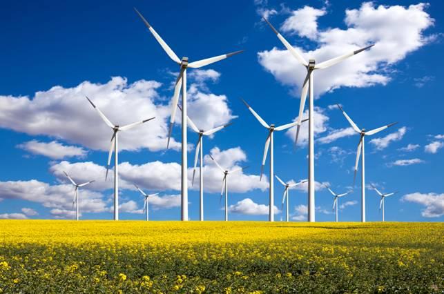 La energía eólica cubre el 23,2% de la demanda de electricidad en España el primer semestre