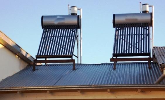 Argentina. Crece la instalación de calefones solares