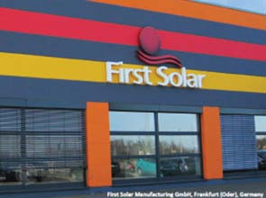 First Solar aims to double output in German manufacturing plant
