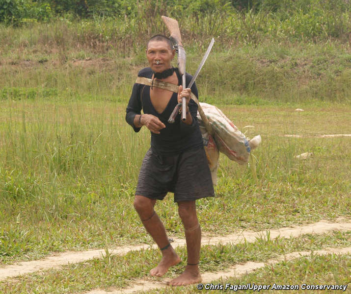 Inaudito: Perú decide eliminar una reserva para indígenas aislados