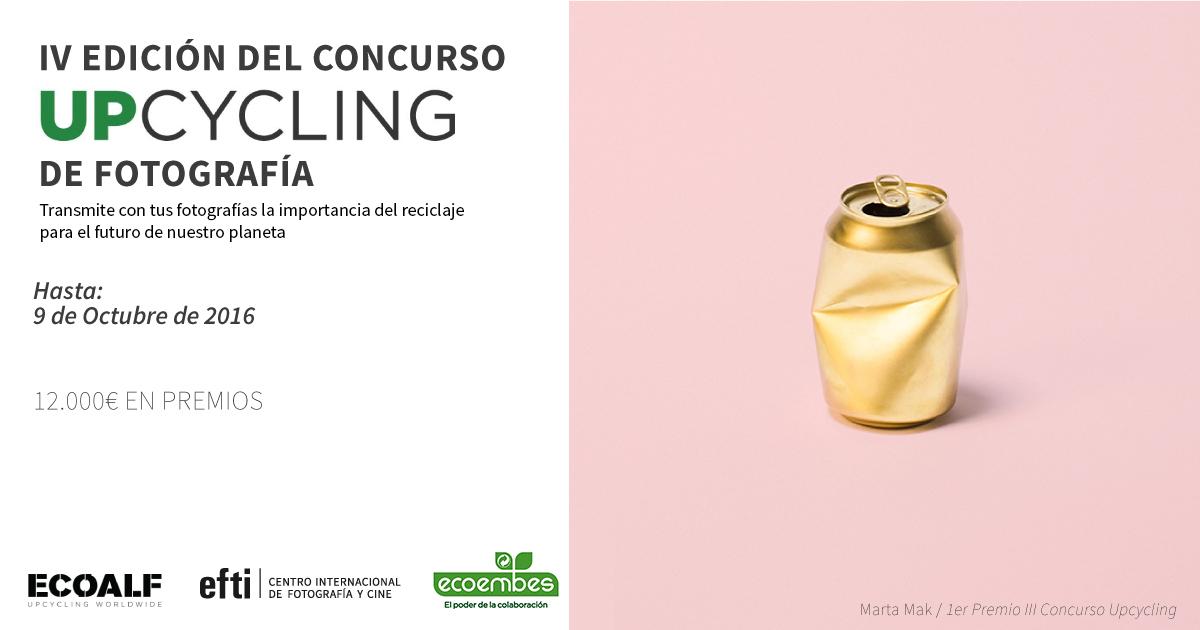 Concurso de fotografía sobre el reciclaje