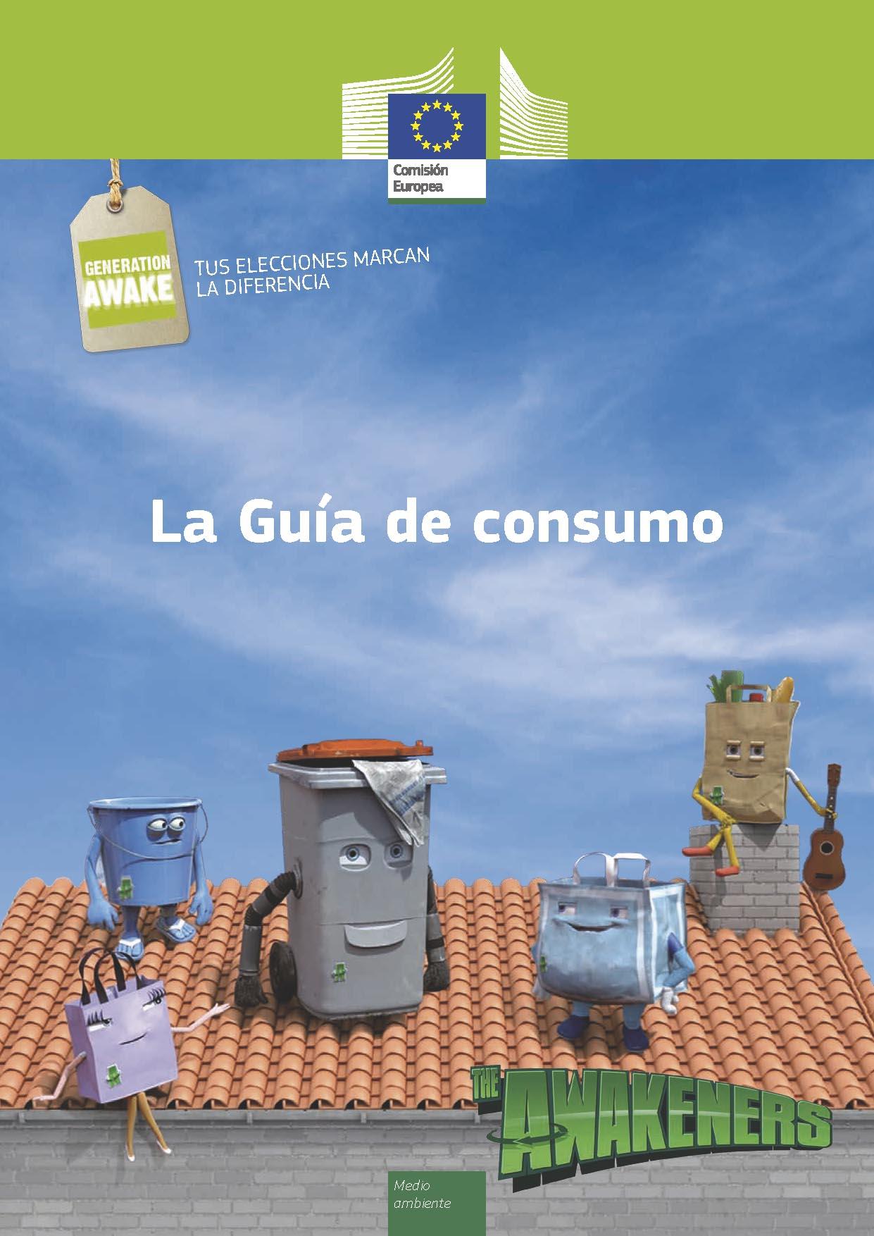 La campaña europea 'Generation Awake' nos ayuda a cuidar el medio ambiente generando riqueza