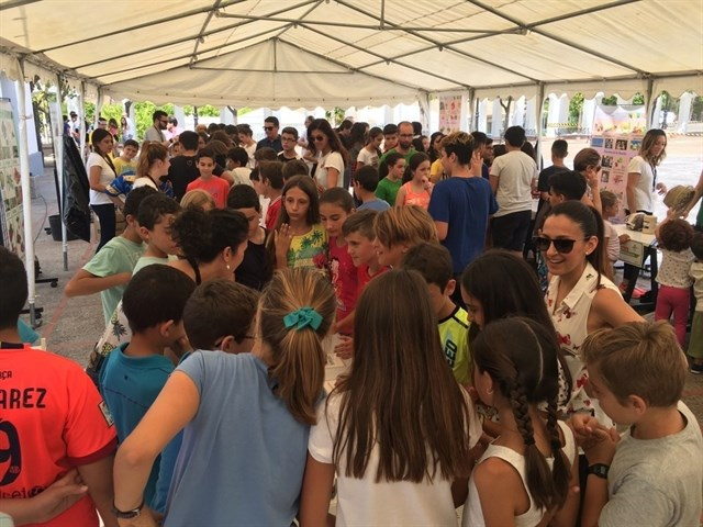 Cádiz celebra el encuentro anual de huertos escolares en Estella del Marqués