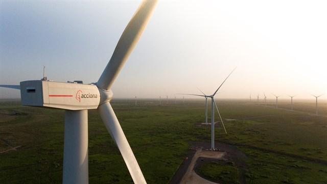 Acciona construirá el mayor parque eólico de México por 510 millones