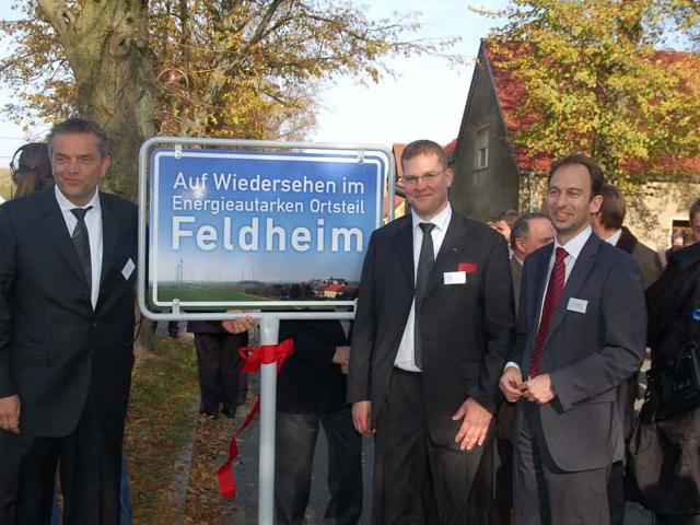 Feldheim: un municipio verde que genera empleo y riqueza