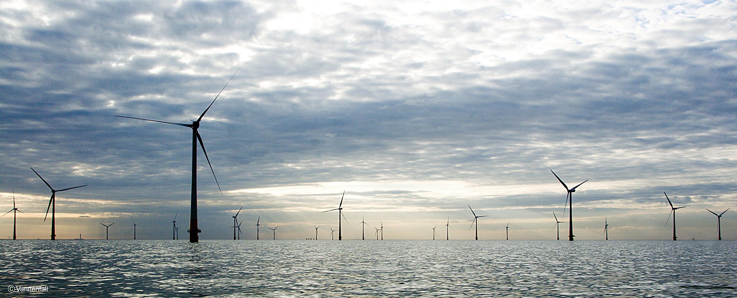Diputación rechaza el parque eólico marino 'Las Cruces del Mar', que obtuvo un