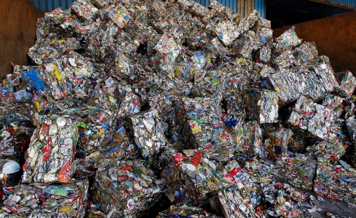 Sogama ha posibilitado el reciclaje de más de 5.700 toneladas de aluminio