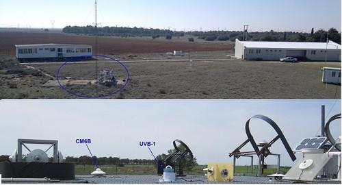 Estudian las variables climáticas para evaluar el potencial de un lugar para instalaciones solares