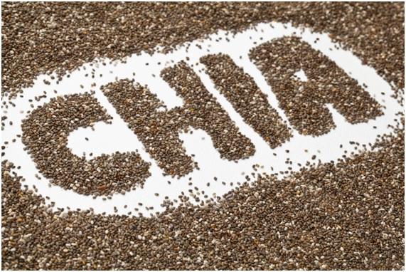 Semillas de chía: componentes y beneficios