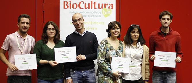 Premios Ecoemprendedores de BioCultura, ¡participa!