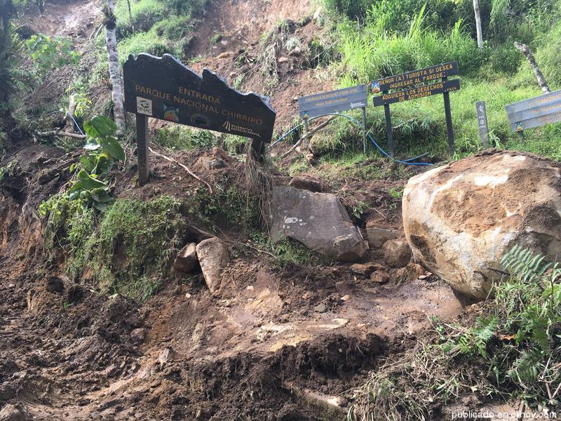 Costa Rica: Parque Nacional Chirripó continuará cerrado hasta el jueves