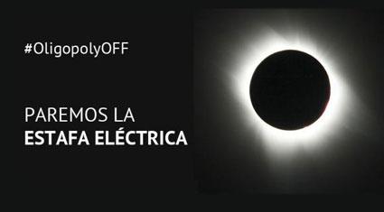 Oligopoly off: ¡actúa! el fin de la estafa energética está cerca