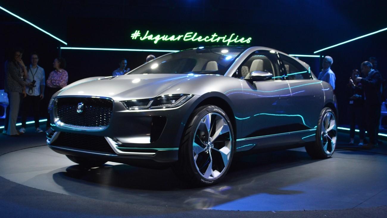 El innovador coche eléctrico Jaguar que también competirá con Tesla