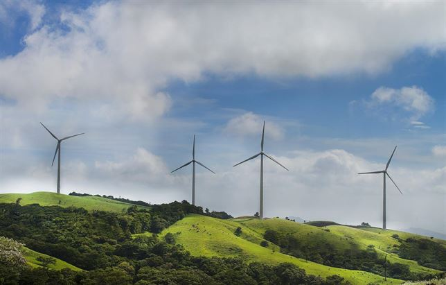 Acciona arranaca su primer parque eólico en Costa Rica