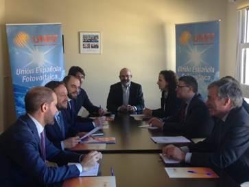 PSOE y C´s impulsarán la industria fotovoltaica