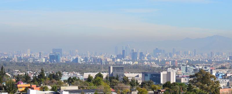 México. Anticipa las contingencias ambientales con la app Aire CDMX