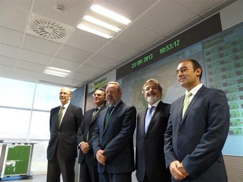 Labrador destaca el compromiso de Castilla-La Mancha con las renovables con la producción del 22% de energía eólica de España