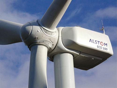 Alstom suministrará aerogeneradores a Brasil por 1.000 millones