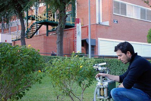 La US es la primera universidad europea en estimar la cantidad de CO2 que sus plantas retiran de la atmósfera