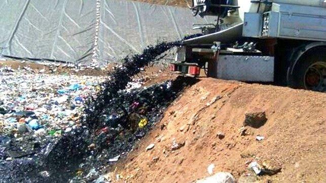 Asparrena (Alava) denuncia incremento del 20% en la tasa de vertido de residuos en la planta de Jundiz
