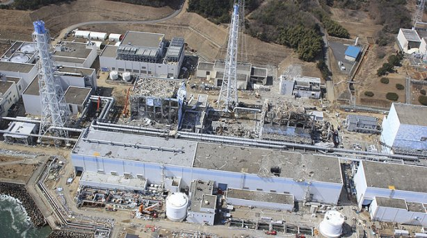 Las casas de Fukushima contaminadas