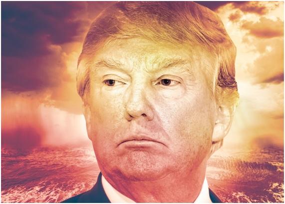 Trump es peor que el Cambio Climático porque lo niega